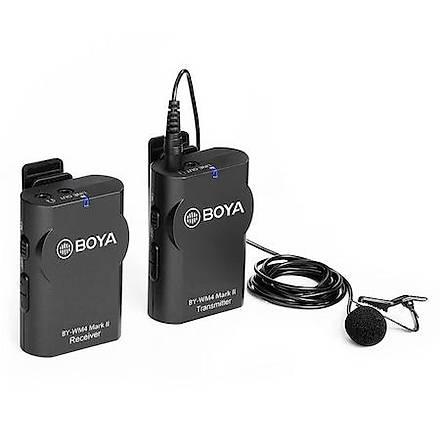 Boya BY-WM4 PRO Kamera Ýçin Kablosuz Mikrofon