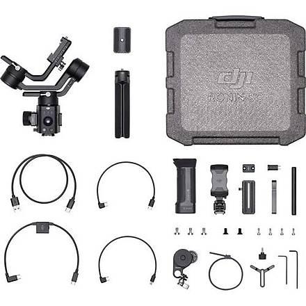 Dji Ronin-Sc Pro Gimbal Stabilizer Pro Combo Kit
