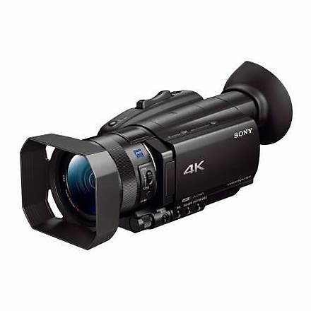 FDR-AX700 4K HDR VÝDEO KAMERA