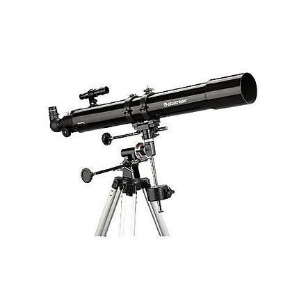 Celestron PowerSeeker 80EQ Teleskop 80x900mm)