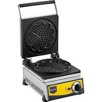Remta 21 cm Çiçek Waffle Makinasý (Elektrikli)