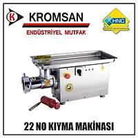 HNC 22 No Kýyma Makinesi