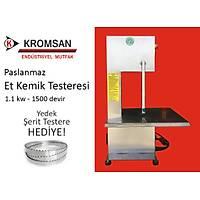Kromsan Et Kemik Testeresi (Paslanmaz Model)