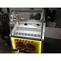 100 cm Led Iþýklý Waffle Kumpir Dolabý