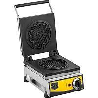 Remta 16 cm Çiçek Waffle Makinasý (Elektrikli)