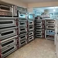 Himaksan Çift Katlý 6+6 Tepsi Pizza Fýrýný (Doðalgazlý)