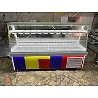 170x80 cm Waffle Kumpir Soðuk Teþhir Dolabý