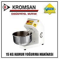 HNC 15 Kg Hamur Yoðurma Makinesi