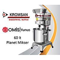 Omis Yunus 60 lt Planet Mikser
