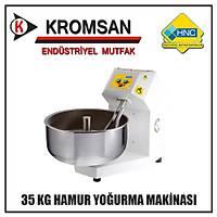 HNC 35 Kg Hamur Yoðurma Makinesi