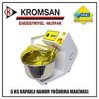 HNC 5 Kg Hamur Yoðurma Makinesi (Kapaklý Model)