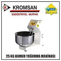 HNC 25 Kg Hamur Yoðurma Makinesi