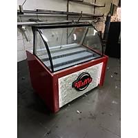 100 cm Waffle Kumpir Teþhir Dolabý