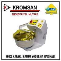 HNC 10 Kg Hamur Yoðurma Makinesi (Kapaklý Model)