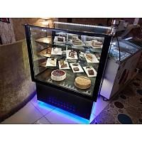 120x70 Soğuk Teşhir Pasta Kebap Dolabı