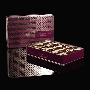 Antep Fýstýklý Çikolatalý Lokum LETAFET - Doyumluk