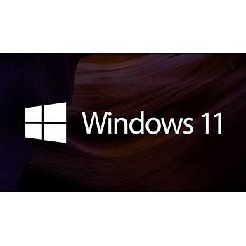 Windows 11 Pro Dijital Lisans Anahtarý 32&64 Bit Tr Key