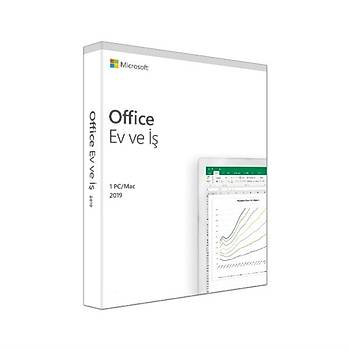 MS OFFICE 2019 HOME BUSINESS TURKCE (T5D-03258)