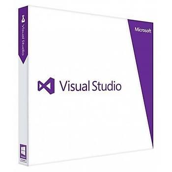Visual Studio Enterprise 2017 Lisans