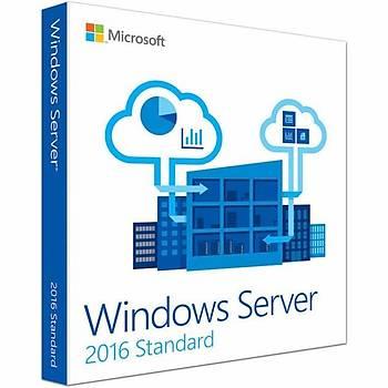 Windows Server 2016 Standard Oem Lisans Anahtarý 32&64 Bit Key