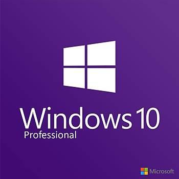 Windows 10 Pro Dijital Lisans Anahtarý 32&64 Bit Tr Key