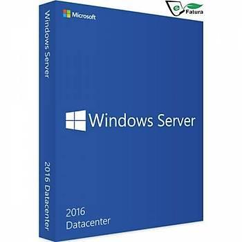 Windows Server 2016 Datacenter Oem Lisans Anahtarý 32&64 Bit Key