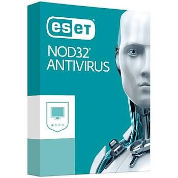 Eset Antivirus 2019 Dijital Lisans 1 Yýl 1 Pc