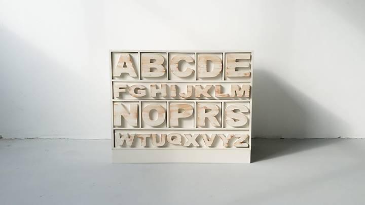 ABC Komodin