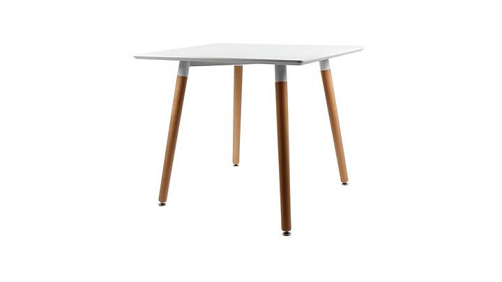 Eames Kare Beyaz Masa