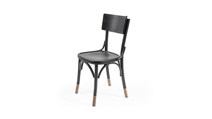 Pera Sandalye Siyah