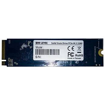 HI-LEVEL 256GB SSD m.2 NVMe HLV-M2PCIeSSD2280/256