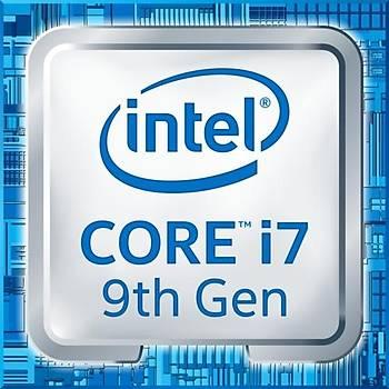 Intel i7-9700KF 3.6 GHz 4.9 GHz 12M 1151p - Tray