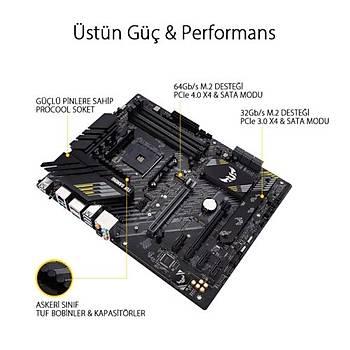 Asus TUF GAMING B550-PLUS DDR4 S+V+GL AM4