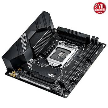Asus STRIX B460-I GAMING DDR4 2933 S+V+G 1200p