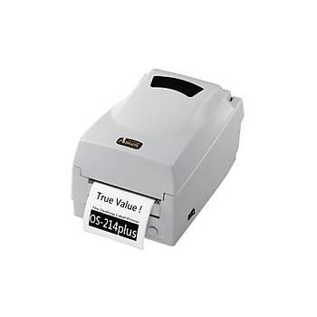 Argox OS-214 Plus Barkod Yazýcý / Seri-USB-Paralel