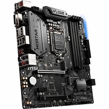 MSI MAG Z390M MORTAR DDR4 S+v+GL 1151