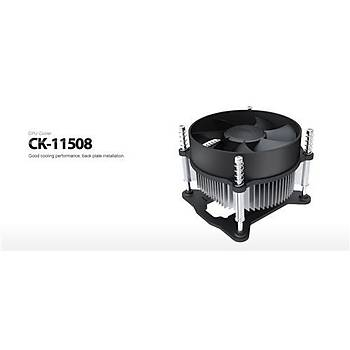 Deep Cool CK-11508 92mm INTEL CPU Soðutucu
