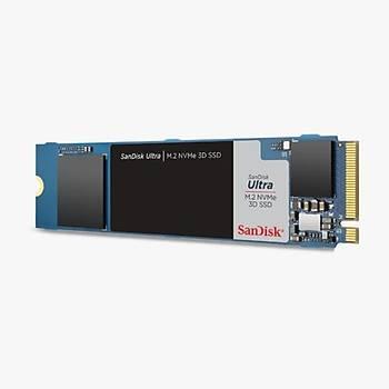 Sandisk Ultra 500GB M.2 Nvme SSD SDSSDH3N-500G-G25