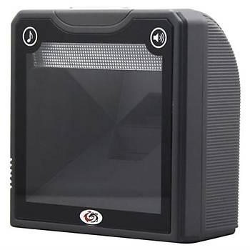 Sunlux XL-2310 Masaüstü Karekod Okuyucu / USB