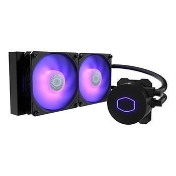 Cooler Master MasterLiquid ML240L v2 RGB Sývý CPU