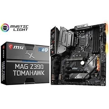 MSI MAG Z390 TOMAHAWK DDR4 S+V+GL 1151