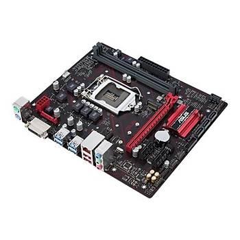 Asus EX-B150M-V5/C/SI DDR4 2133MHz S+V+GL 1151