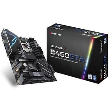 Biostar Racing B460GTA DDR4 2933 S+V+GL ATX 1200p