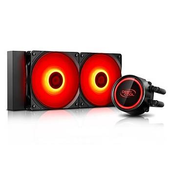 Deep Cool Gammaxx L240T-RED 240mm Sývý CPU Soðt.