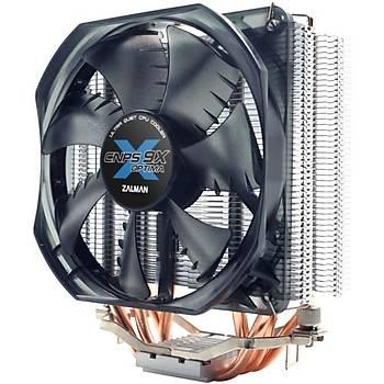Zalman CNPS9X Optima 120mm Led Fanl'lý CPU Soðt.
