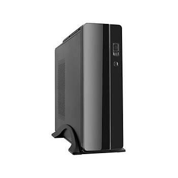 Frisby FC-S6020B 300W Slim Mini Tower Kasa/Siyah