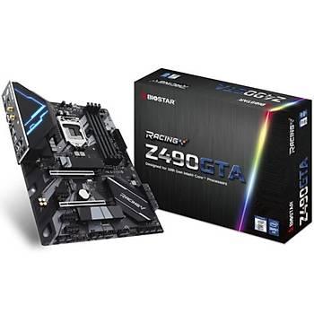 Biostar Racing Z490GTA DDR4 4400 S+V+GL LGA1200p
