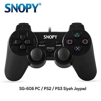 Snopy SG-606 PC/PS2/PS3 Joypad