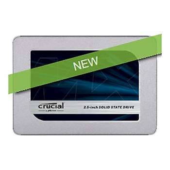 Crucial MX500 500GB SSD Disk CT500MX500SSD1