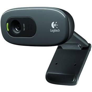 Logitech C270 720P HD Web Kamera Siyah 960-001063